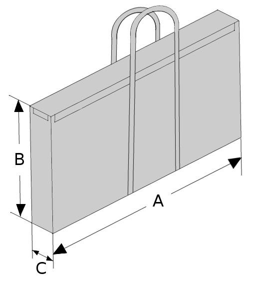 DJ Facade Bag Diagram