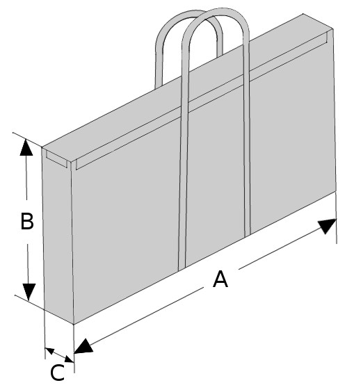 DJ Facade Bag Diagram