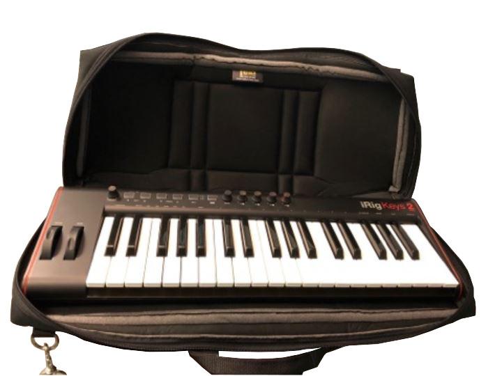 Keyboard Carrying Bag Open