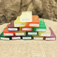 Scented Olive Oil Soap