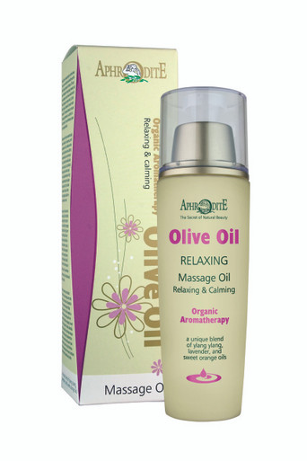 A blend of ylang ylang, lavender, and sweet orange essential oils chosen for their relaxing qualities and calming properties is included in this body oil designed to melt away stress while deeply moisturizing the skin.  Organic Aromatherapy