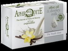 Olive Oil Soap with Donkey Milk & Vanilla