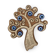 Evil Eye Tree Magnet #1