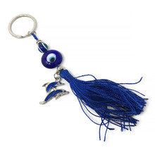Mati Key Chain with Tassel - Multiple Designs