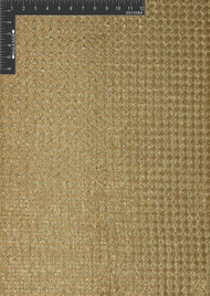 Weave Electric Polyester Metallic Polyester Designer Diamond Check Fabric by the Yard