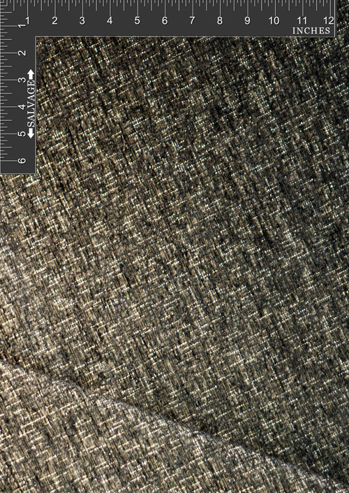 Metallic Barkcloth Polyester Metallic Jacquard Designer Abstract Fabric by the Yard