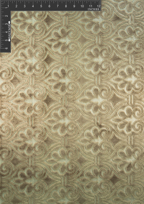 Iris | VJ1009 | Home Secrets Textile | Antique