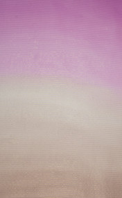 Hand Painted Ombre Silk Crinkle Georgette - 100% Silk Hand Printed Crinkle Georgette Fabric - 101/OMBRE-CRG