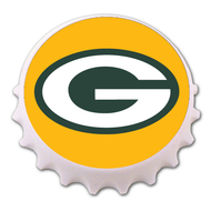 Greenbay Packers NFL magnetic bottle opener