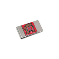 University of Maryland Money Clip NCAA