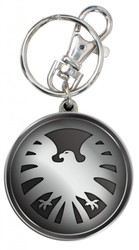 Avengers Pewter Keychain
