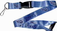 Tennessee Titans Lanyard Keychain