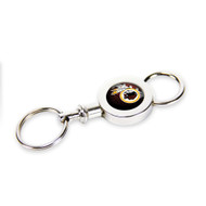 Washington Redskins Quick Release Valet Keychain