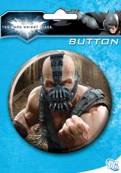 "Batman The Dark Night Rises Bane Fist 3"" Button"