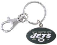 New York Jets Key Chain with clip Keychain NFL
