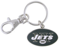 New York Jets Key Chain with clip Keychain NFL