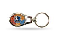 Dallas Mavericks Oval Keychain