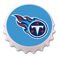 Tennessee Titans Bottle Cap Magnet Bottle Opener