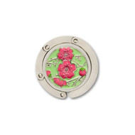 Finders Key Purse Hanger Wild Roses