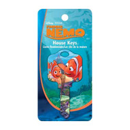 Finding Nemo and Father Kwikset KW1 House Key