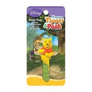 Winnie the Pooh Friends Schlage SC1 House Key
