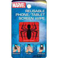 Spiderman Logo Reusable Phone/Tablet Screen Wipe