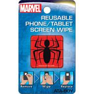 Spiderman Logo Reusable Phone/Tablet Screen Wipe