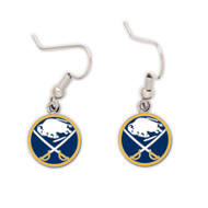 Buffalo Sabres Dangle Earrings NHL