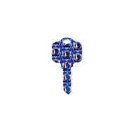 Dallas Mavericks Schlage SC1 House Key