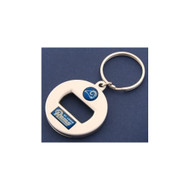 St. Louis Rams EZ Bottle Opener Keychain