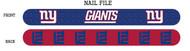 New York Giants Nail File