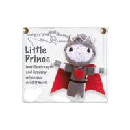 Little Prince String Doll Gang Keychain (colors may vary)