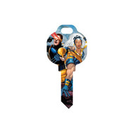 X-Men Schlage SC1 House Key