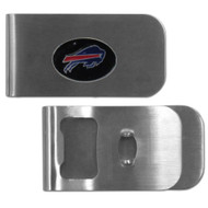 Buffalo Bills Money Clip Bottle Opener