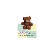 Baby Bear Die-Cut Wit & Wisdom Magnet