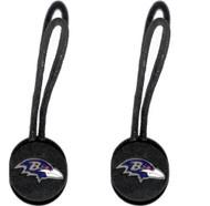 Baltimore Ravens Zipper Pull (2-Pack)
