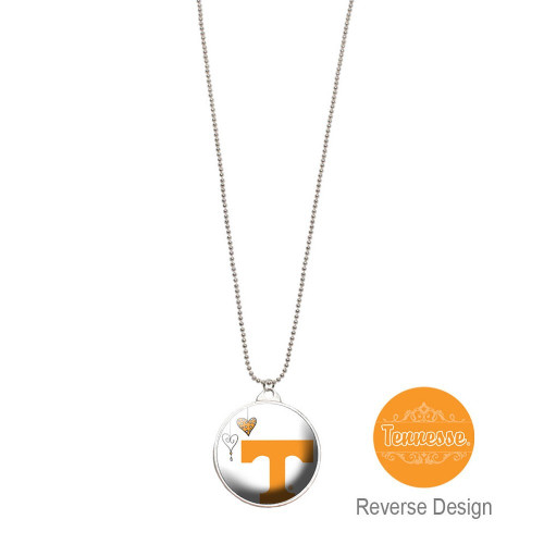 University of Tennessee Double Dome Necklace