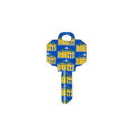 Denver Nuggets Schlage SC1 Key