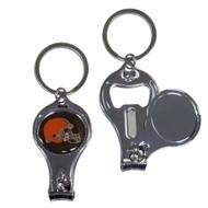Cleveland Browns 3 in 1 Keychain