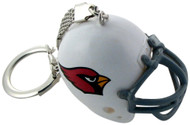 Arizona Cardinals Helmet Keychain