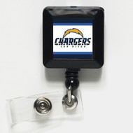 San Diego Chargers Retractable Badge Holder