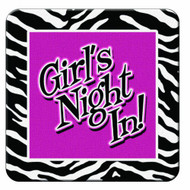 Girls Night In! Coaster Set