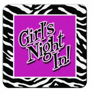 Girls Night In! Coaster Set