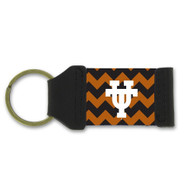 University Of Texas Chevron Keychain