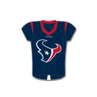Houston Texans Team Jersey Cloisonne Pin