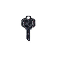 Atlanta Falcons Schlage SC1 Key