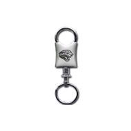 Jacksonville Jaguars Laser Etched Valet Keychain