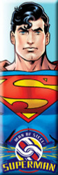 Superman Man of Steel Refrigerator Magnet