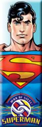Superman Man of Steel Refrigerator Magnet