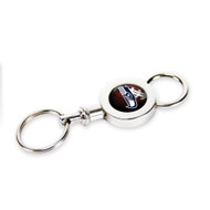 Seattle Seahawks Quick Release Valet Keychain
